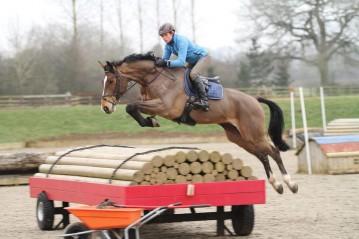 Calibro Iglu John Aston training Feb 2015