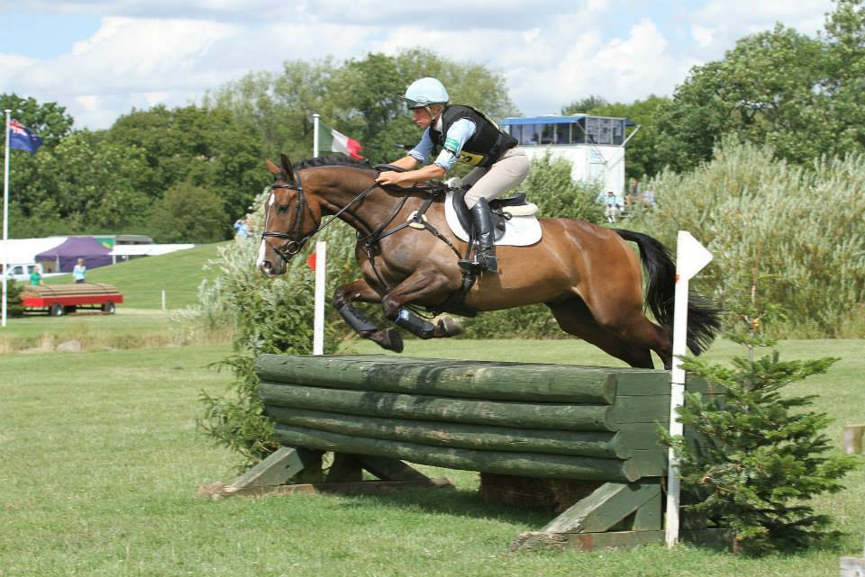 Aston Le Walls Team Taylor Eventing
