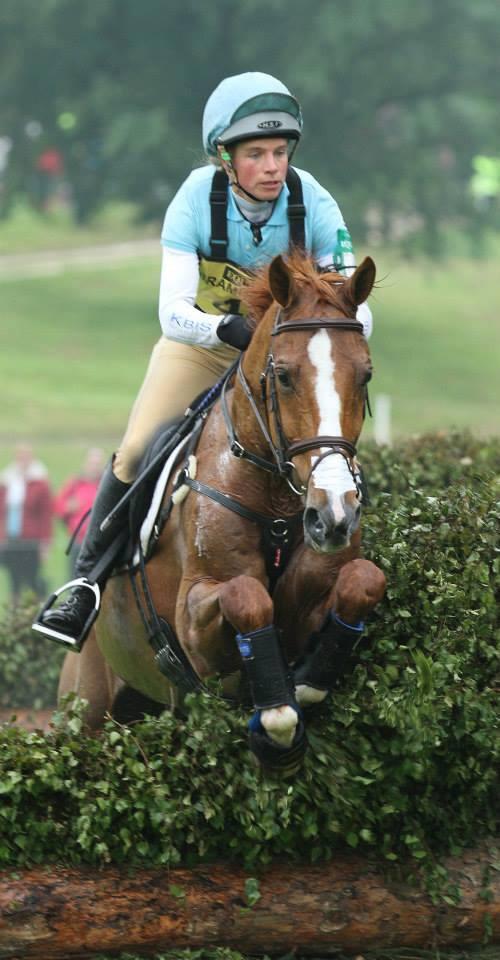 Bramham Horse Trials Team Taylor Eventing