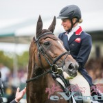Eventing Matilda dressage 3 interview