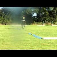 Thistledown Poposki Dressage at Somerford Park OI 14/8/14
