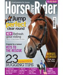 HorseandRider UK Bugbrooke Cover photo Dec 2014 (2)