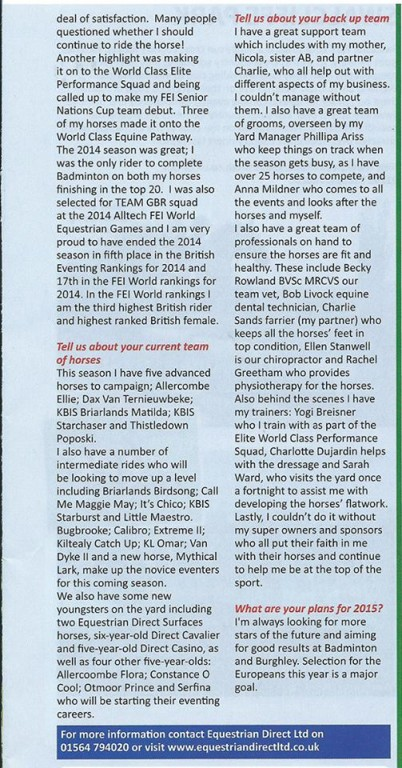 Chiltren News March page 22015