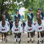 Team GBR Strzegom FEI Nations Cup Eventing 2015