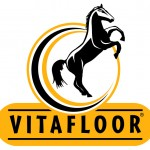 VITAFLOOR logo with R