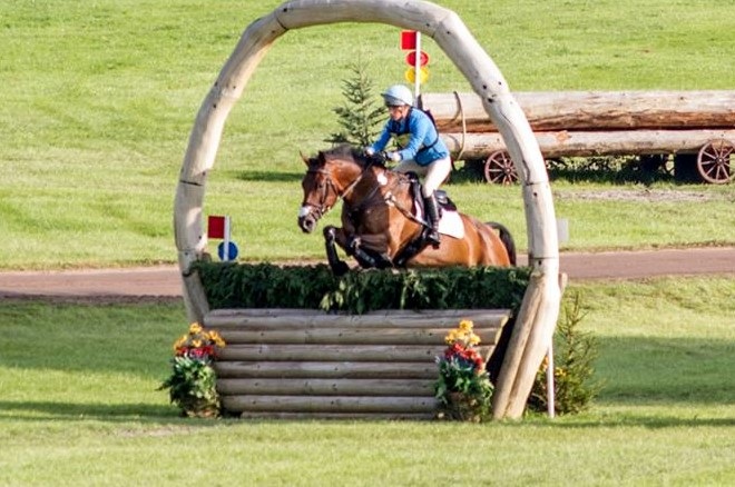 Izzy at Somerford