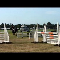 Squeezers Boy Show Jumping Smiths Lawn 4/8/14