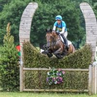 Izzy Taylor - Event Rider - Cross Country Phase