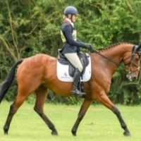 Izzy Taylor - Event Rider - Dressage Phase