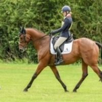 Izzy Taylor - Eventing - Dressage Phase