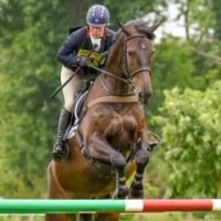 Izzy Taylor - Eventing - SJ Phase