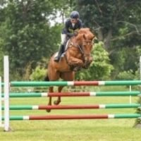 Izzy Taylor - Eventing Show jumping Phase