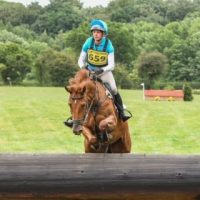 Izzy Taylor - Eventing - XC Phase