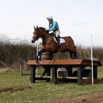 Jaegar Master eventing at Oasby 2020