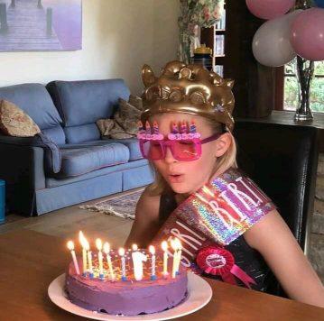 Lily's 11th Birthday